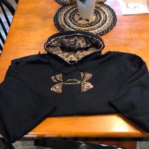 Men's UA storm hoodie